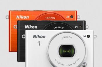 Nikon 1 J4 Manual - camera variant