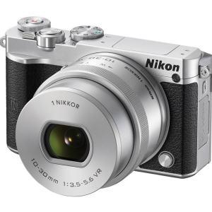 Nikon 1 J5 Manual - camera front side