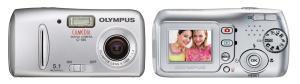 Olympus D-435 Manual - compact camera