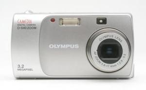 Olympus D-540 Zoom Manual for Olympus Simple and Functional Kinda Camera
