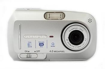 Olympus D-590 Zoom Manual User Guide and Detail Specification