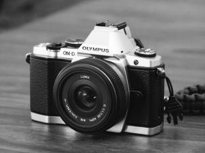 Olympus E-M5 Manual for Olympus Advance Micro Four Thirds Cameras