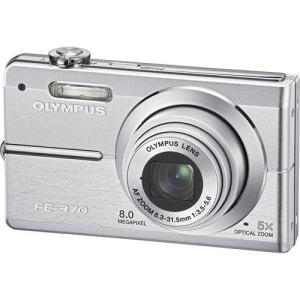 Olympus FE-370 Manual User Guide and Product Specification