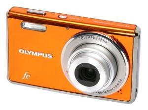 Olympus FE-4000 Manual for Compact Shooter Camera for Beginner Photographer