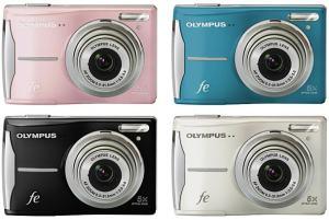 Olympus FE-46 Manual - camera variant