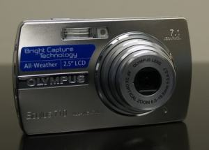 Olympus STYLUS 710 Manual for Olympus True Compact for All-kind of Weather