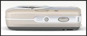 Olympus Stylus 600 Manual - camera side