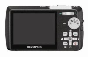 Olympus Stylus 750 Manual - back side