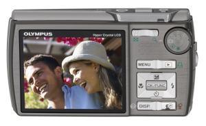 Olympus Stylus 780 Manual-camera back side