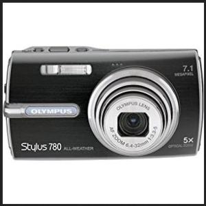 Olympus Stylus 780 Manual - camera front face