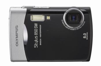 Olympus Stylus 850 SW Manual User Guide and Product Specification
