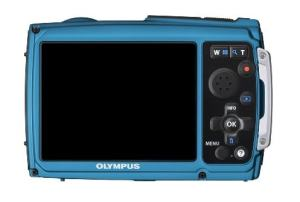 Olympus Stylus Tough 3000 Manual - camera back side