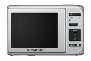 Olympus T-10 Manual - camera back side