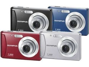 Olympus T-100 User Manual - camera variant