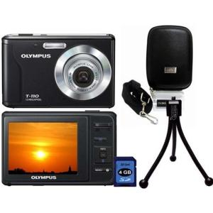 Olympus T-110 Manual - camera set