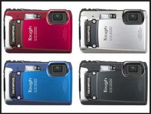 Olympus TG-820 Manual - camera variants