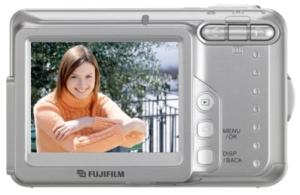 Fujifilm FinePix A600 Manual - camera back side