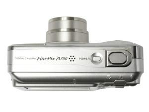 Fujifilm FinePix A700 Manual - camera side