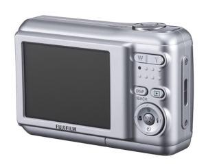 Fujifilm FinePix A850 Manual - camera back side