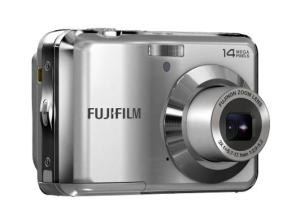Fujifilm FinePix AV150 Manual - camera front face