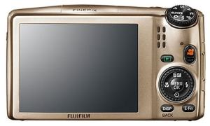Fujifilm FinePix F1000EXR Manual - camera back side