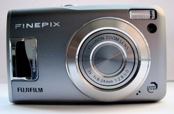 Fujifilm FinePix F31fd Manual User Guide and Product Specification