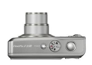 Fujifilm FinePix F31fd Manual - camera side