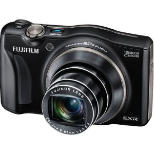 Fujifilm FinePix F750EXR Manual - camera front face