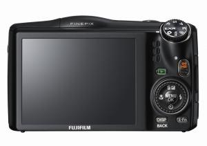 Fujifilm FinePix F850EXR Manual - camera back side