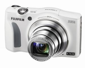 Fujifilm FinePix F850EXR Manual - camera front face
