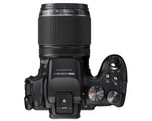 Fujifilm FinePix HS50 EXR Manual - camera side
