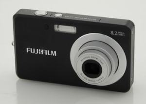 Fujifilm FinePix J10 Manual User Guide and Product Specification
