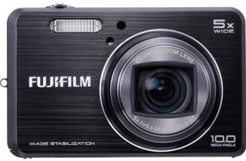 Fujifilm FinePix J250 Manual - camera front face