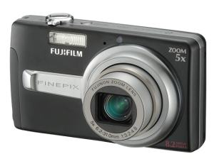 Fujifilm FinePix J50 Manual for Fuji's Stylish Ultracompact Camera