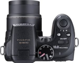 Fujifilm FinePix S1500 Manual - camera side