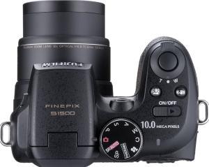 Fujifilm FinePix S1500 Manual - camera side