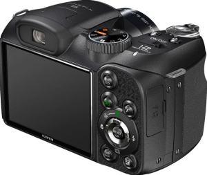 Fujifilm FinePix S1700 Manual - camera back side