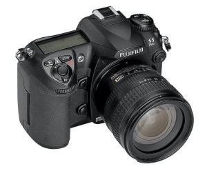 Fujifilm FinePix S5 Pro Manual User Guide and Product Specification