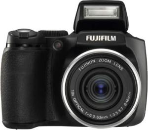Fujifilm FinePix S700 Manual - camera front face