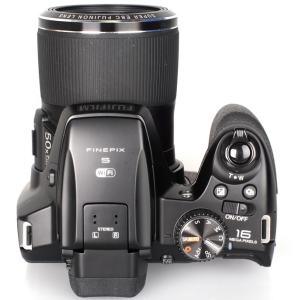 Fujifilm FinePix S9400W Manual - camera up side