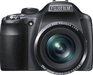 Fujifilm SL260 Manual - camera front side