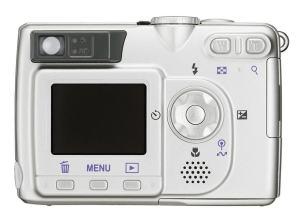 Nikon CoolPix 4200 Manual - camera back side