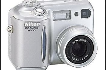 Nikon CoolPix 4300 Manual - camera front face