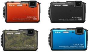 Nikon CoolPix AW110 Manual - camera variant