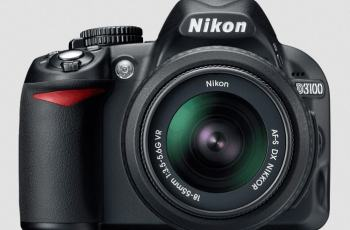 Nikon D3100 Manual User Guide and Product Specification