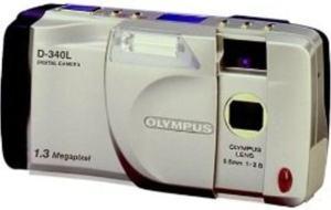 Olympus D-340L Manual -