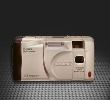 Olympus D-340L Manual User Guide