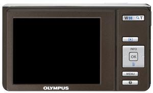 Olympus FE-4020 Manual - camera back side