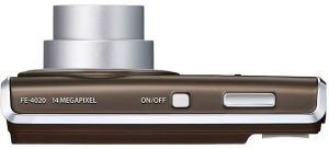 Olympus FE-4020 Manual - camera side