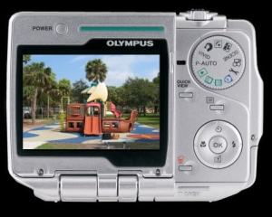 Olympus IR-500 Manual - camera ack side